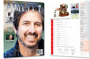 ABILITY Magazine - Ray Romano Issue