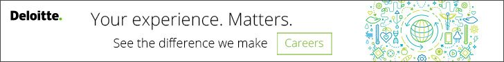 Deloitte - Your Experience Matters - See the difference we can make.