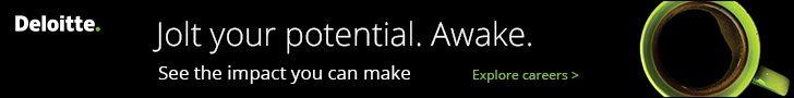 Deloitte - Jolt your potential awake
