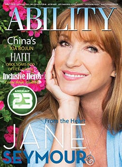 ABILITY Magazine - Jane Seymour Issue