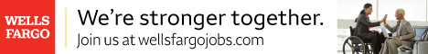 We're Stranger Together-Wells Fargo Jobs